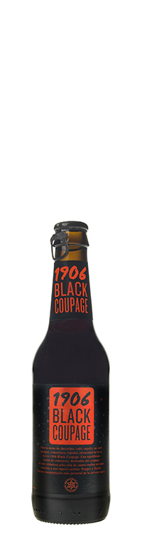 1906 BLACK COUPAGE