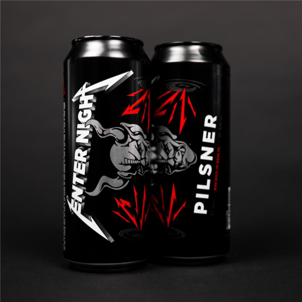 ¡Ha llegado Enter Night Pilsner!