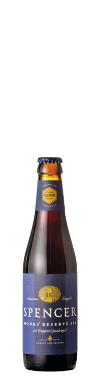 SPENCER TRAPPIST MONK'S RESERVE ALE