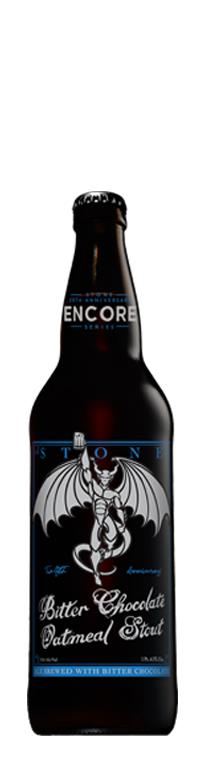 STONE ENCORE 20 ANIV. BITTER CHOCOLATE OATMEAL STOUT