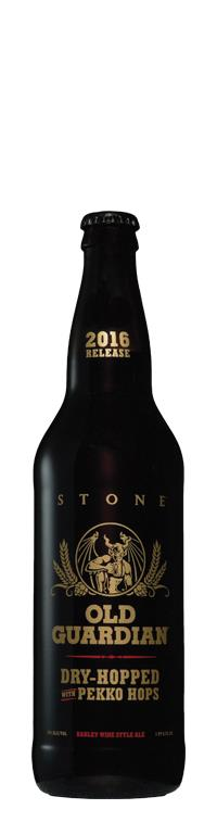 STONE OLD GUARDIAN BARLEY WINE