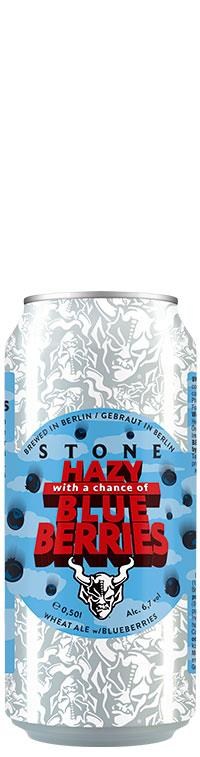 STONE UNIQCAN HAZY BLUEBERRIES