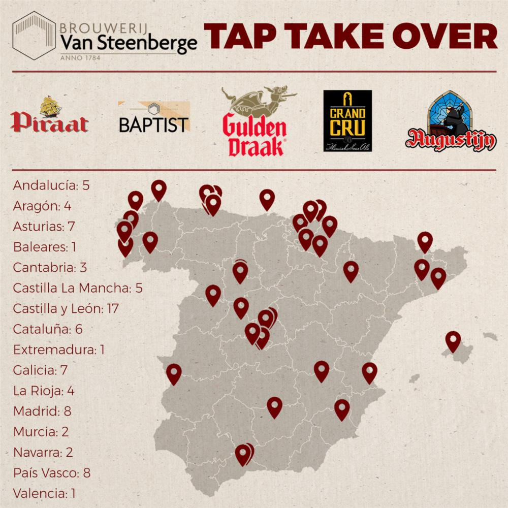 Tap Take Over de Gulden Draak
