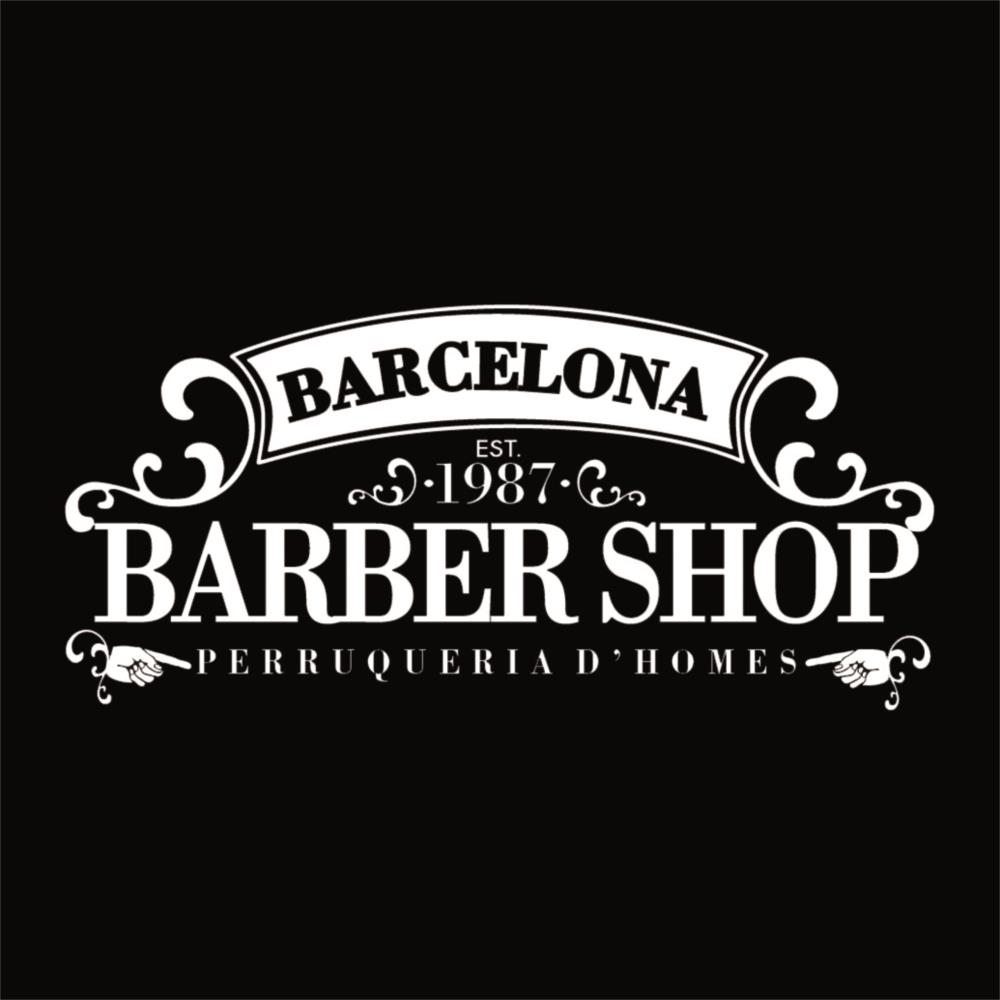 Punk IPA y Bcn Barber Shop